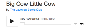 Big Cow Little Cow