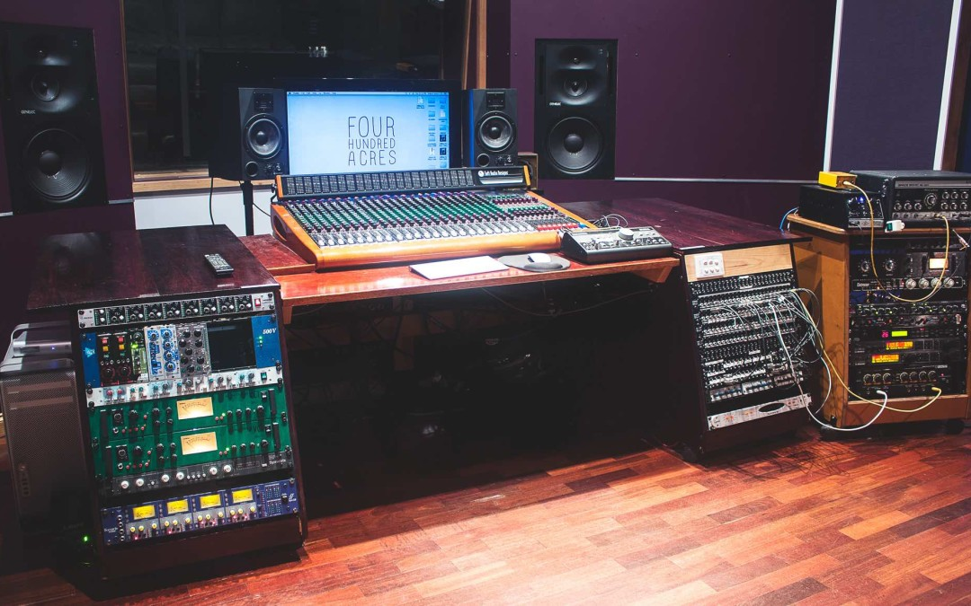Recording Studio: Four Hundred Acres