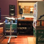 Four Hundred Acres Recording Studio Open Day Rohan Sforcina Drinks