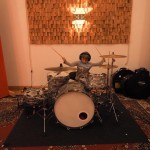 Four Hundred Acres Recording Studio Open Day Rohan Sforcina Drums