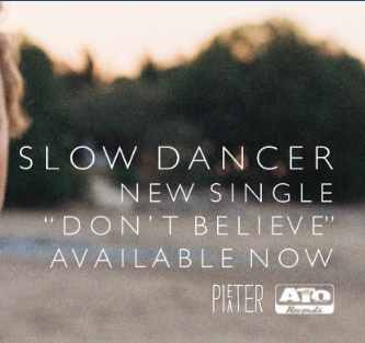 Slow Dancer Single Release