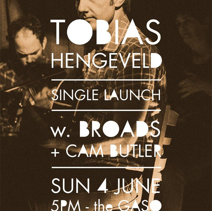 New Tobias Hengeveld Single